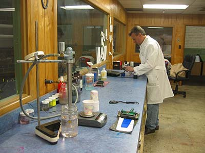 Fluid Sciences' Lab